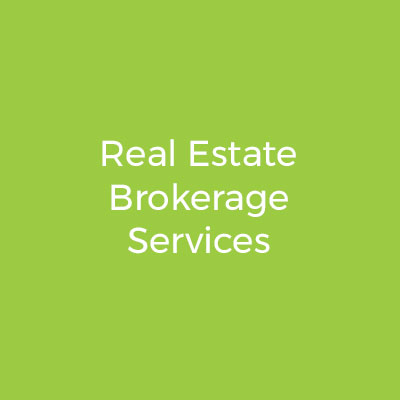 Real Estate Brokerage Services